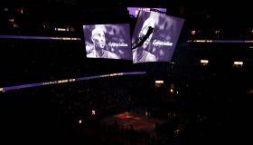 Commemoration for Kobe Bryant