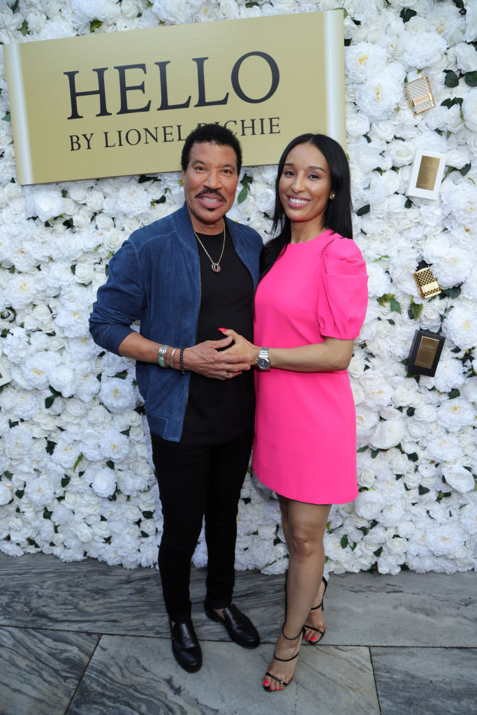 International Superstar Lionel Richie Celebrates His Premiere Fragrance Line, HELLO By Lionel Richie, In LA, Inspired By His Passion For Love And Music
