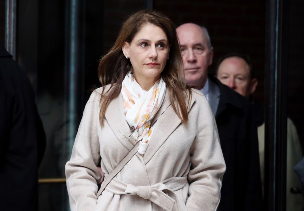 More Parents In College Admissions Cheating Scandal Appear In Boston Courthouse