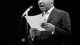 Martin Luther King à Paris en 1966