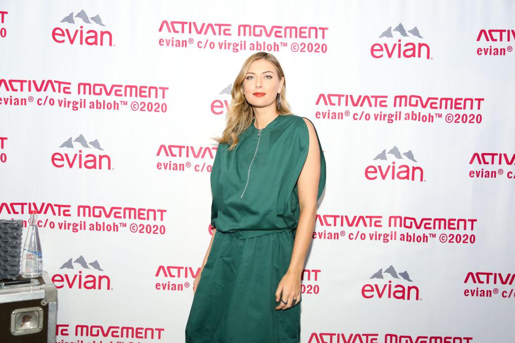 Evian & Virgil Abloh Celebrate 2nd Collaboration During New York Fashion Week
