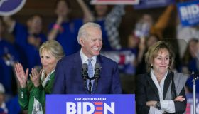 Presidential Candidate Joe Biden Holds Super Tuesday Night Campaign Event In Los Angeles