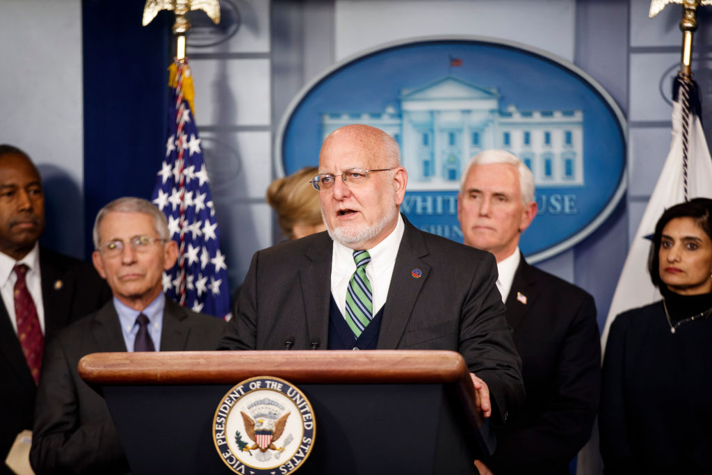 U.S.-WASHINGTON D.C.-COVID-19-PRESS CONFERENCE