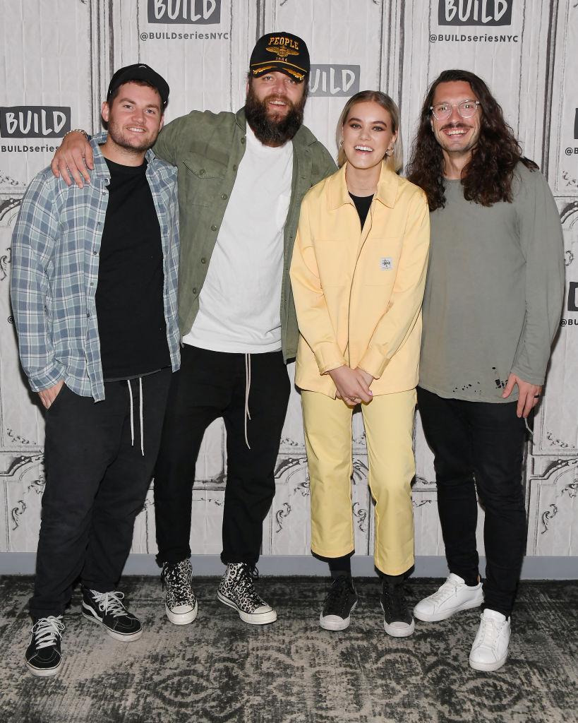 Celebrities Visit Build - April 23, 2019