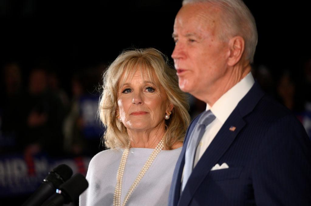 Vice President Joe Biden In Philadelphia