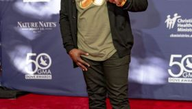 ENTERTAINMENT: OCT 15 GMA Dove Awards