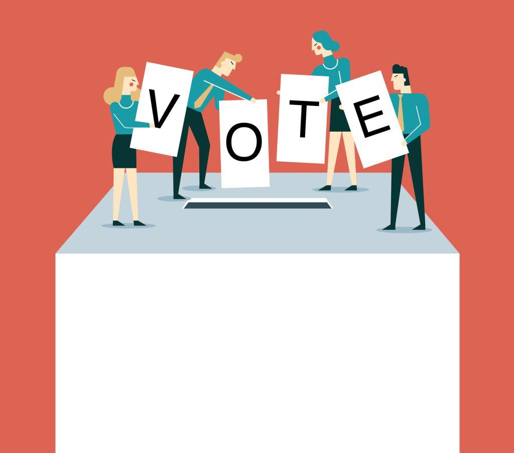 Voters - Democracy