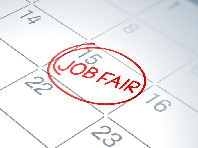Job Fair Calendar