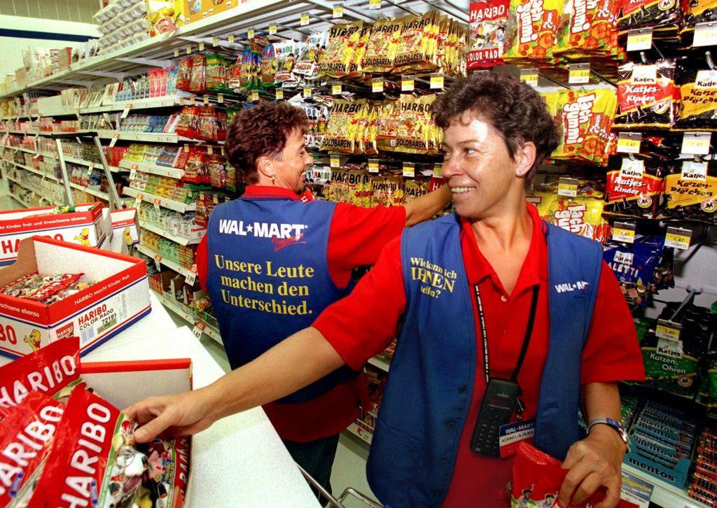 Erstes deutsches Wal-Mart-Supercenter eröffnet