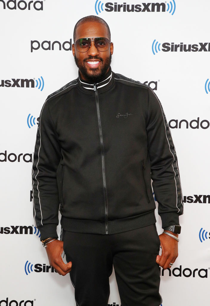 Celebrities Visit SiriusXM - October 1, 2019