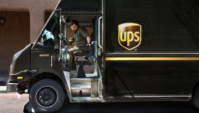 UPS parcel delivery