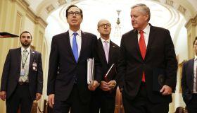 Congress Works Toward Finalizing Coronavirus Stimulus Bill
