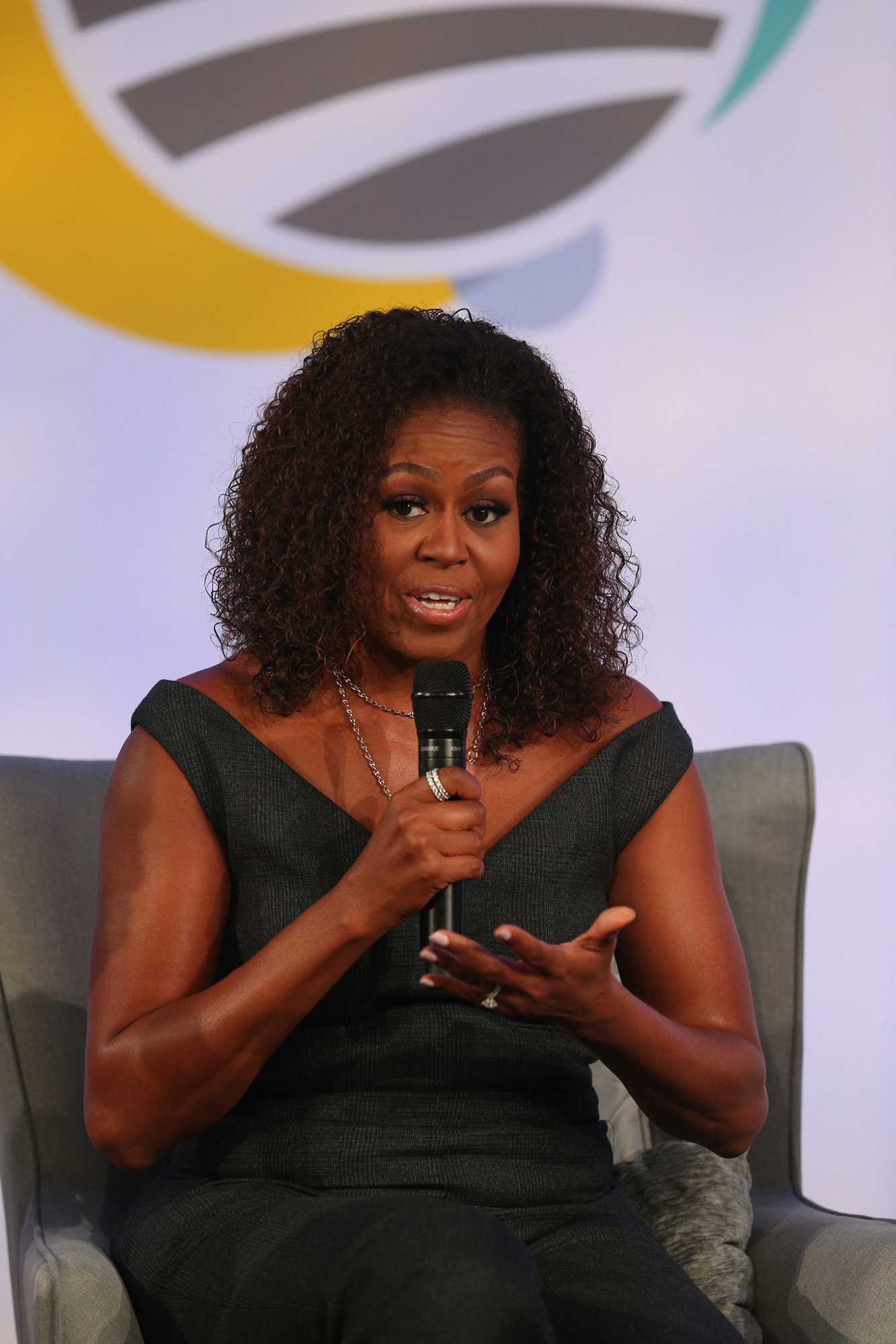 Michelle Obama has sage advice on how to cope with coronavirus anxiety
