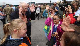 Royal British Legion D-Day anniversary voyage for veterans