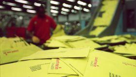 Census Envelopes