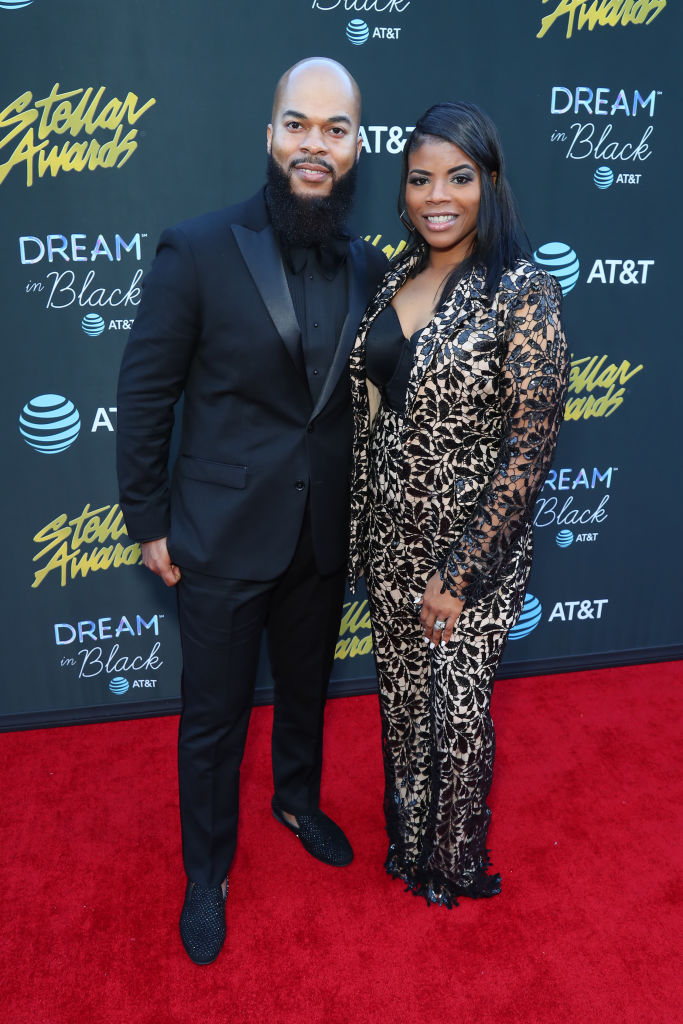 34th Annual Stellar Gospel Music Awards - Arrivals