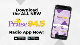 Praise 94.5 Mobile App 2020